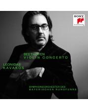 Leonidas Kavakos - Beethoven: Violin Concerto (CD)