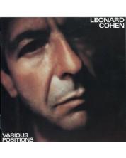 Leonard Cohen - Various Positions (CD)