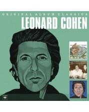Leonard Cohen - Original Album Classics (3 CD)