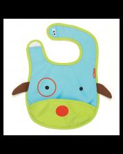 Baveta Skip Hop Zoo – Catelusul Darby -1