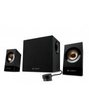Sistem audio Logitech - Z533, 2.1, negru