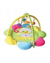 Salteluta pentru gimnastica bebelusului Lorelli Toys - Mielut -1