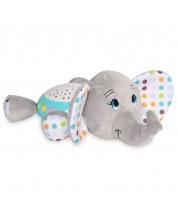 Lampa de veghe Lorelli, Elefant -1