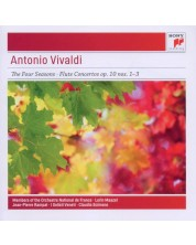 Lorin Maazel - Vivaldi: the Four Seasons, Op. 8 - Sony(CD)