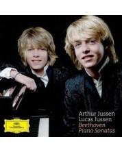Lucas si Arthur Jussen - Beethoven piano Sonatas (CD)