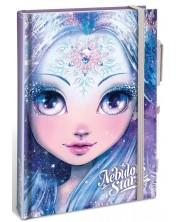 Agenda de lux Nebulous Stars - Printesa Ikeania, 48 file