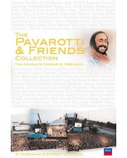 Luciano Pavarotti - The Pavarotti & Friends Collection: The Complete Concerts 1992-2000 (CD Box)