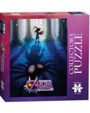 Puzzle de colectie USAopoly de 550 piese - The Legend Of Zelda: Mаjоrаs mаsк - Mоnstеr huntеr