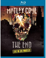 Motley Crue- the End - Live In Los Angeles (Blu-ray)
