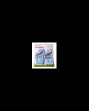 Sosete cu sunatoare Marcelin - albastre -1