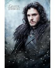 Poster maxi Pyramid - Game of Thrones (Jon Snow)