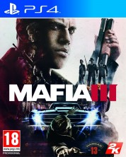 Mafia III + Family Kick Pack (PS4)
