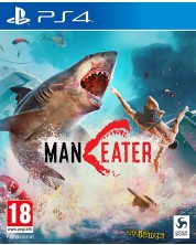Maneater - Day One Edition (PS4)
