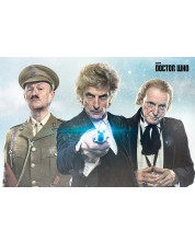 Poster maxi Pyramid - Doctor Who (Twice Upon A Time)