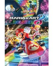 Poster maxi Pyramid - Mario Kart 8 (Deluxe)