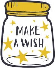 Magnet de frigider Gespaensterwald - Make a wish -1