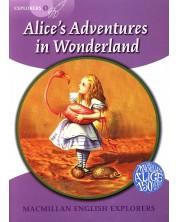 Macmillan English Explorers: Alice in Wonderland (ниво Explorer's 5)