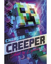 Poster maxi GB Eye Minecraft - Charged Creeper