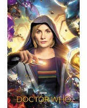 Poster maxi GB Eye Doctor Who - Universe Calling