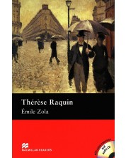 Macmillan Readers: Therese Raquin + CD (ниво Intermediate)