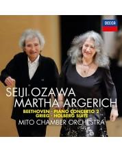 Martha Argerich - Beethoven: piano concerto No. 2 (CD)