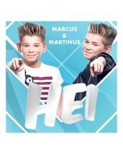 Marcus & Martinus - Hei (CD)