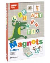 Joc magnetic pentru copii APLI - Alfabet -1