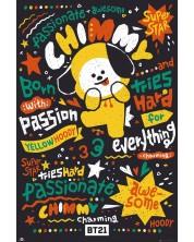 Poster maxi GB eye - BT21: Chimmy -1