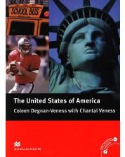 Macmillan Readers: USA (ниво Pre-Intermediate)