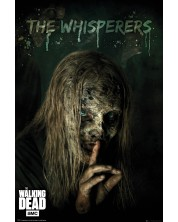 Poster maxi GB Eye The Walking Dead - Whisperers