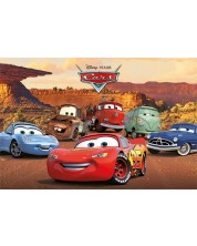 Poster maxi Pyramid Animation: Cars - Characters