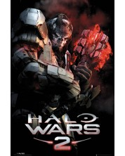 Poster maxi GB eye - Halo Wars 2 Atriox