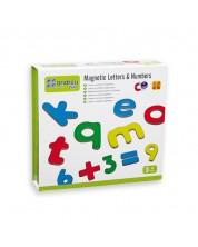 Litere si cifre magnetice Andreu toys -1