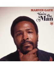 Marvin Gaye- You're The Man (CD)