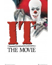 Poster maxi GB eye Movies: IT - 1990 Key Art