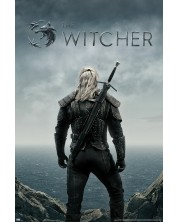 Poster maxi GB eye Games: The Witcher - Teaser