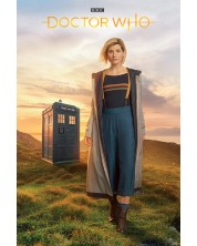 Poster maxi Pyramid - Doctor Who (13th Doctor)