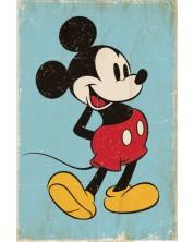 Poster maxi Pyramid - Mickey Mouse (Retro)