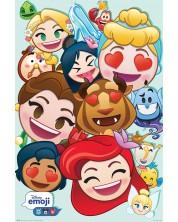 Poster maxi Pyramid - Disney Emoji (Princess)