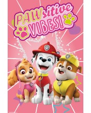 Poster maxi GB eye Animation: Paw Patrol - Pawsitive Vibes