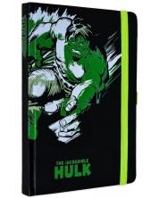 Agenda Pyramid - Marvel Retro, Hulk Mono, format A5 -1