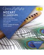 Mahler Chamber Orchestra - Mozart: die Zauberflote - Highlights(CD)