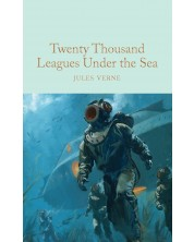 Macmillan Collector's Library: Twenty Thousand Leagues Under the Sea