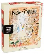 Puzzle New York Puzzle de 1000 piese - Magazin de biciclete