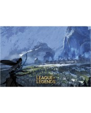 Maxi poster ABYstyle Games: League of Legends - Freljord