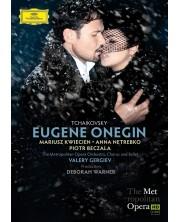 Mariusz Kwiecien - Tchaikovsky: Eugene Onegin (Blu-ray)