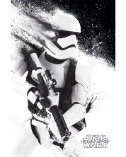 Poster maxi Pyramid - Star Wars Episode VII (Stormtrooper Paint)