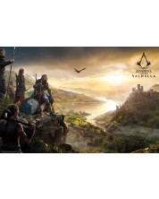 Poster maxi GB eye Games: Assassin's Creed - Vista (Valhalla)