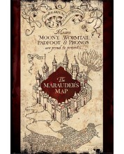 Poster maxi Pyramid - Harry Potter (The Marauders Map)