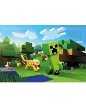 Poster maxi GB Eye Minecraft - Ocelot Chase